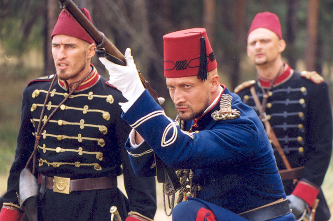 Кадр из фильма «Турецкий гамбит» (2005)