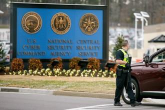 Эмблема Агентства национальной безопасности США