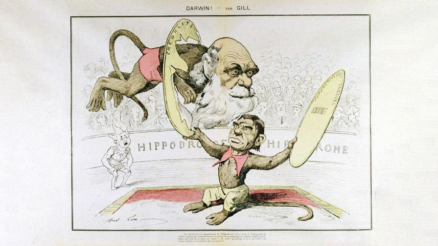 """От обезьян произошло чудо"": каким был Чарльз Дарвин"