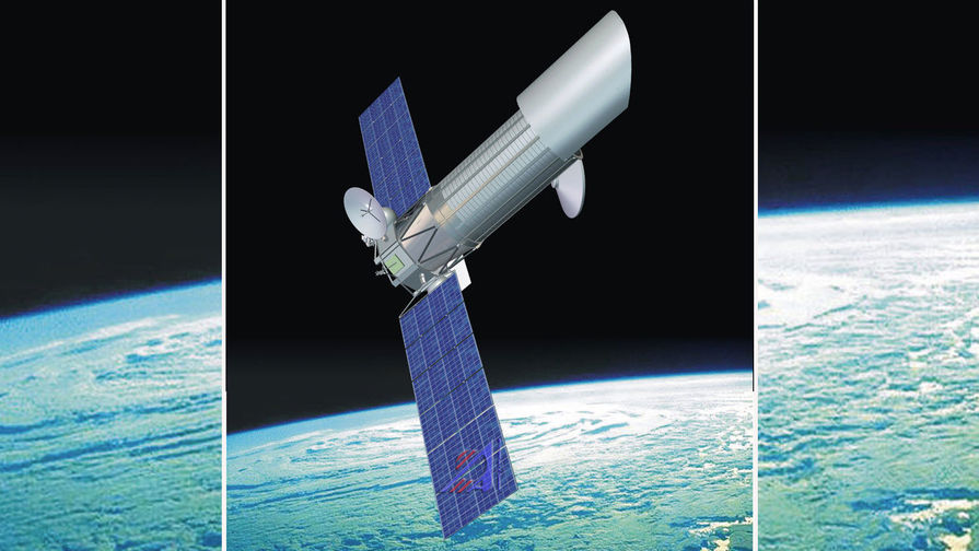 Космический телескоп «Спектр-УФ»
