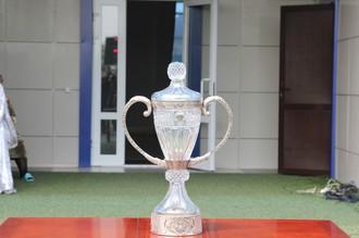 Кубок России уже прибыл в Грозный