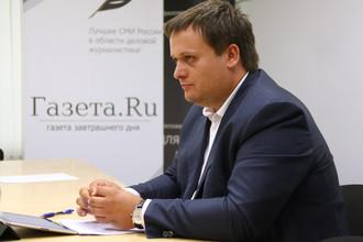 Глава Агентства стратегических инициатив Андрей Никитин