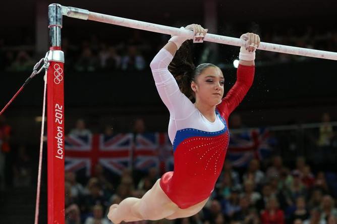 Главная надежда сборной России Алия Мустафина