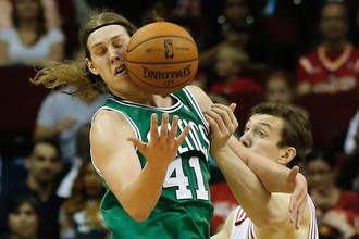 Баскетболисты «Хьюстон Рокетс» одержали сверхкрупную победу над «Бостоном»