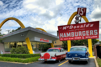 Музей McDonald's в штате Иллинойс