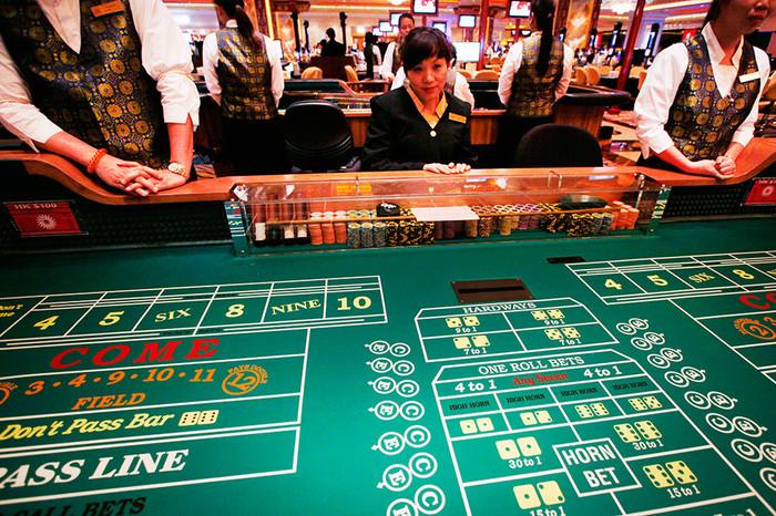 Минимальная ставка в казино макао как играть на глобальной карте в mount and blade