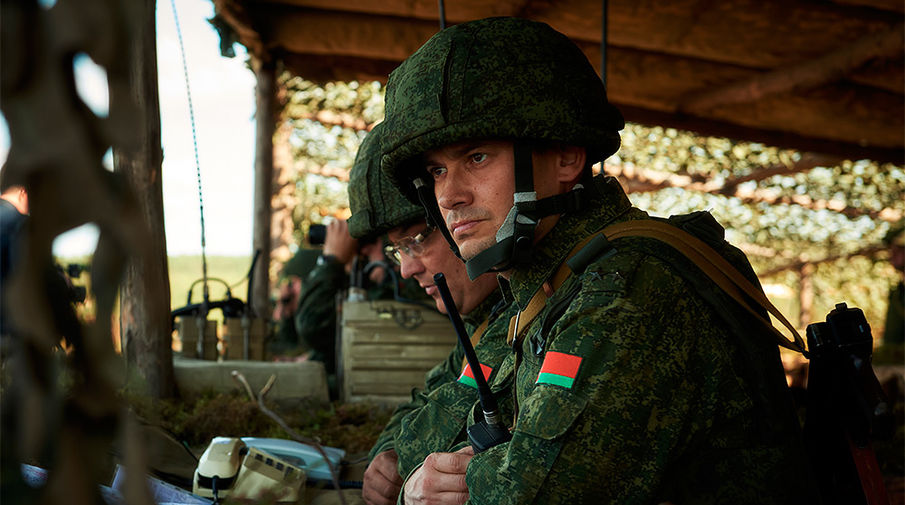 Российские войска поучаствуют в учениях по радиоэлектронной борьбе