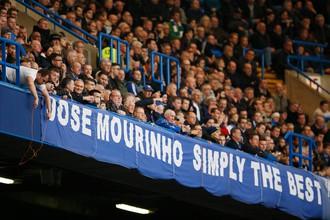 Болельщики «Челси» поддержали Моуринью. Поддержит ли вся страна?