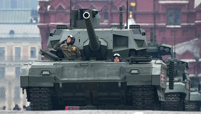 Поддержка танков: зачем России нужен «Илья Муромец»