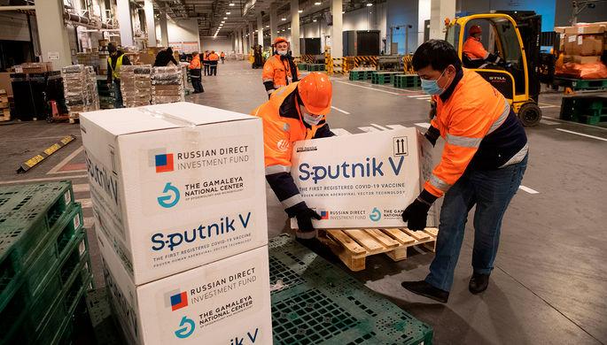 «Задвинет европейские продукты»: почему ЕС не признает «Спутник V»