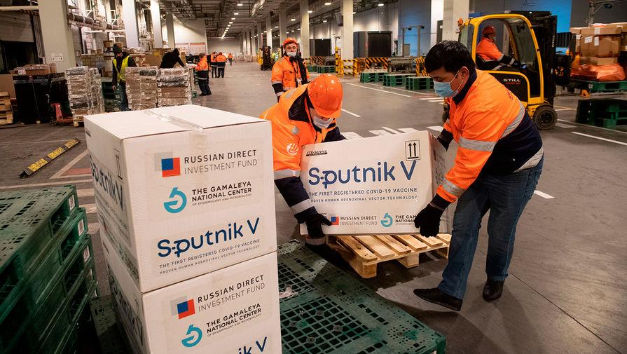 Одна из областей Италии договорилась о закупке вакцины Спутник V
