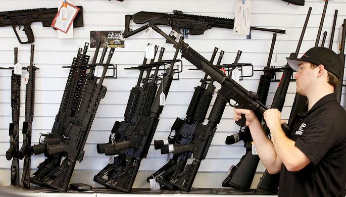 Продажи оружия: Россия вышла на второе место