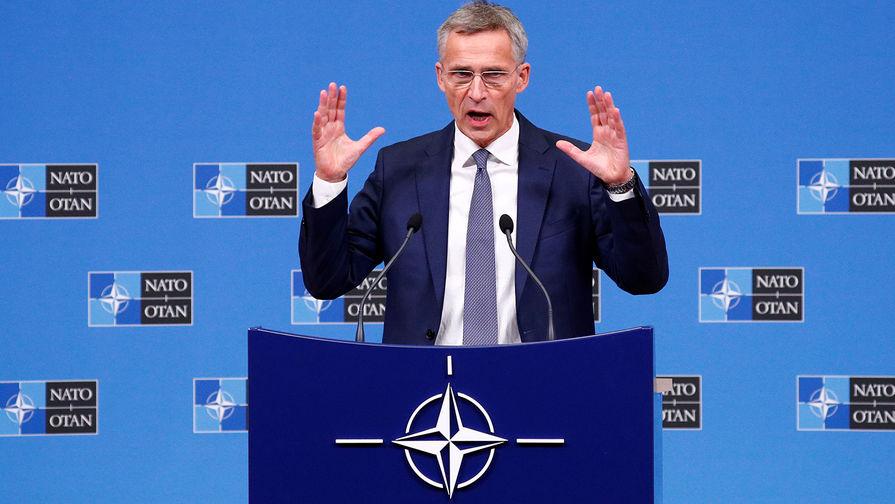 Столтенберг: НАТО должна стать