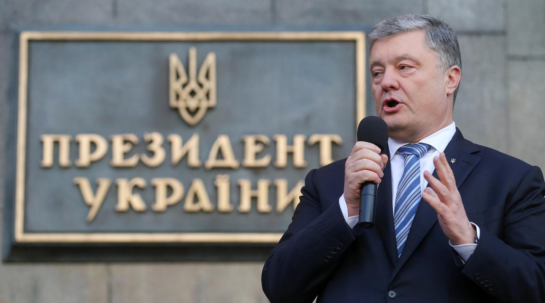 Порошенко уволил первого замглавы СБУ