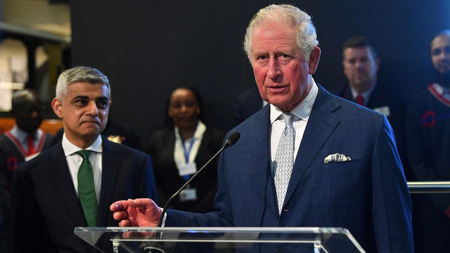 Наследник британского престола принц Чарльз вылечился от коронавируса