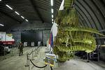 Фрагменты Boeing 777, потерпевшего крушение навостоке Украины
