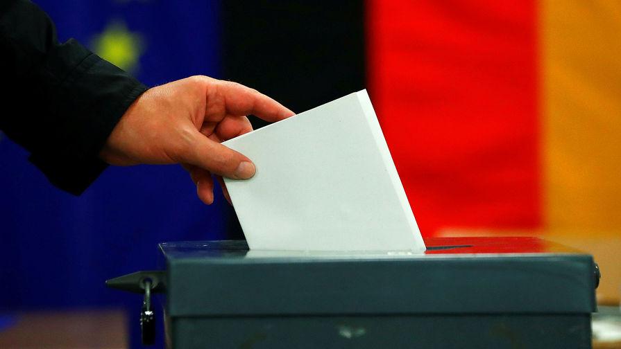 Выборы в Бундестаг в Германии, 24 сентября 2017 года