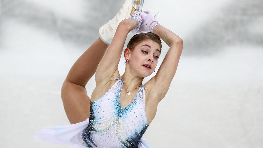 Косторная выиграла короткую программу в финале Гран-при с мировым рекордом