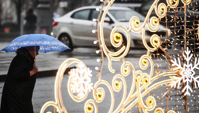 «Заряды снега»: в какую погоду Россия встретит Новый год