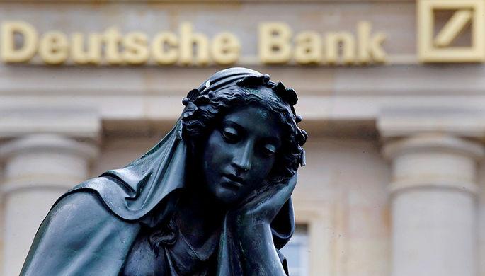 «Век беспорядка»: что Deutsche Bank предсказал миру
