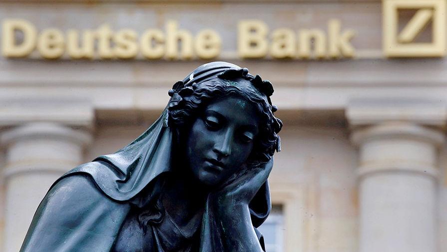 Deutsche Bank оштрафован на $150 млн за сотрудничество с Эпштейном