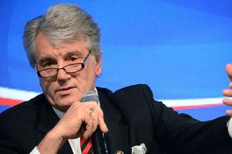 Русофобская агитка: слова Ющенко о рабах-россиянах оказались фейком
