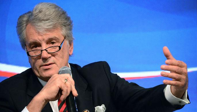 «Опускают и возвращают в XVII век»: Ющенко рассказал про Украину