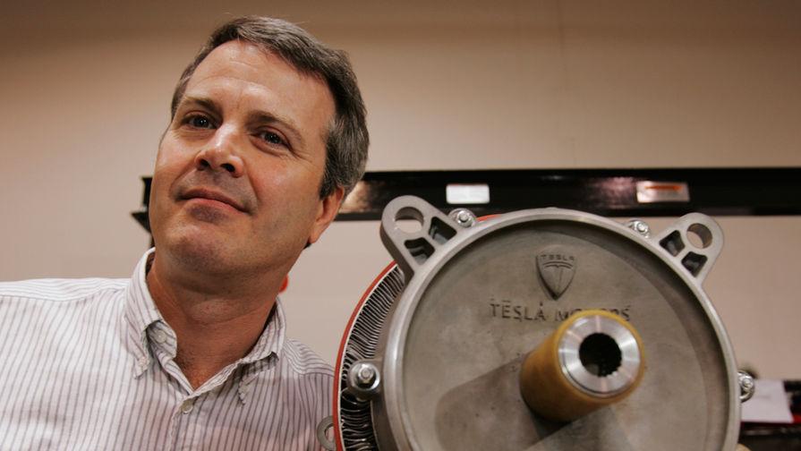 Мартин Эберхард (Tesla), 2006 год