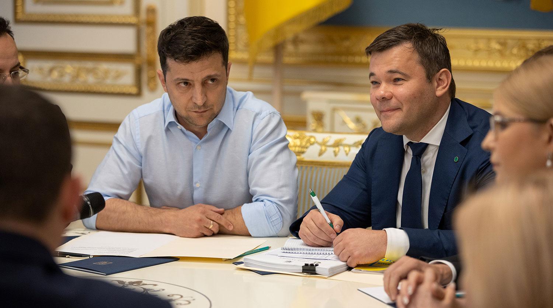 Представитель Зеленского раскритиковал правительство за непрозрачность решений