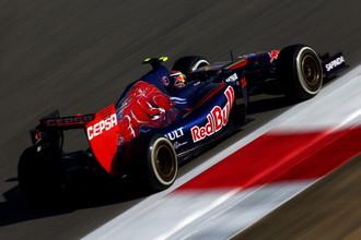 Даниил Квят впервые в сезоне остался без очков