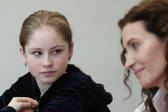 Юлия Липницкая и ее бывший тренер Этери Тутберидзе