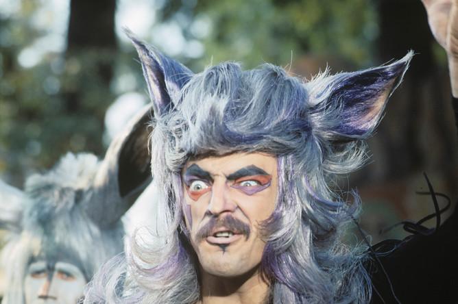 Михаил Боярский в роли Волка в фильме «Мама», 1976 год
