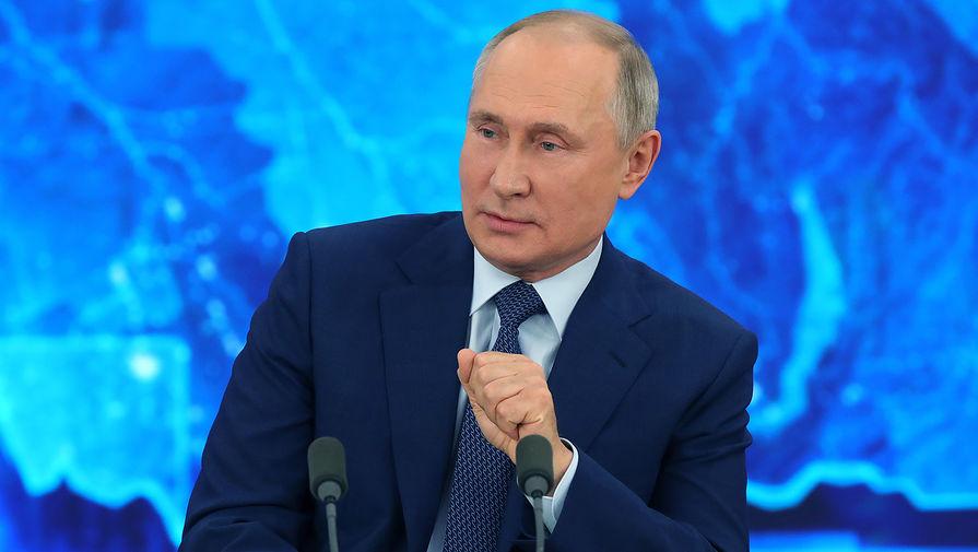 Путин назвал российскую армию одной из лучших в мире