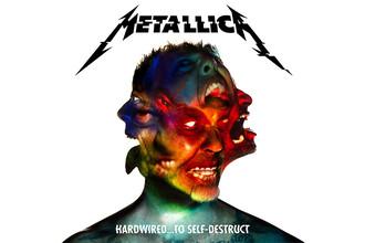 Обложка альбома «Hardwired... to Self-Destruct»