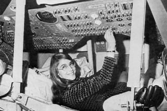 Маргарет Гамильтон во время ее пребывания в качестве ведущего разработчика ПО для «Аполлона»