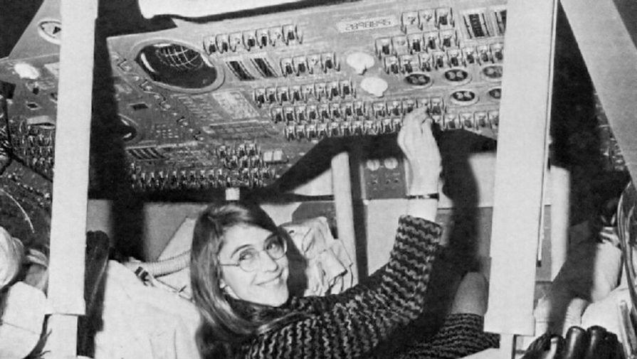Программистка, спасшая «Аполлон»