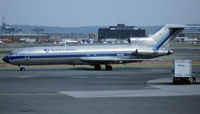 Boeing 727 совершил последний регулярный рейс