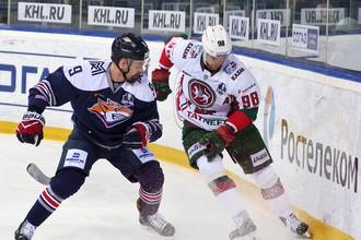 Магнитогорский «Металлург» одержал победу над «Ак Барсом» в первом матче финальной серии плей-офф Восточной конференции КХЛ