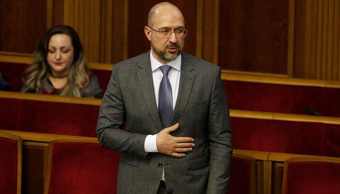 «Нет возможности»: премьер Украины передумал возвращать воду в Крым