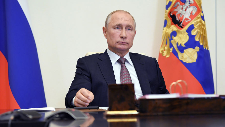 Путин призвал использовать исторический шанс и решить жилищный вопрос