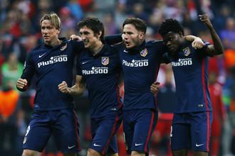 «Атлетико» вышел в финал Лиги чемпионов, победив «Баварию» по сумме двух встреч