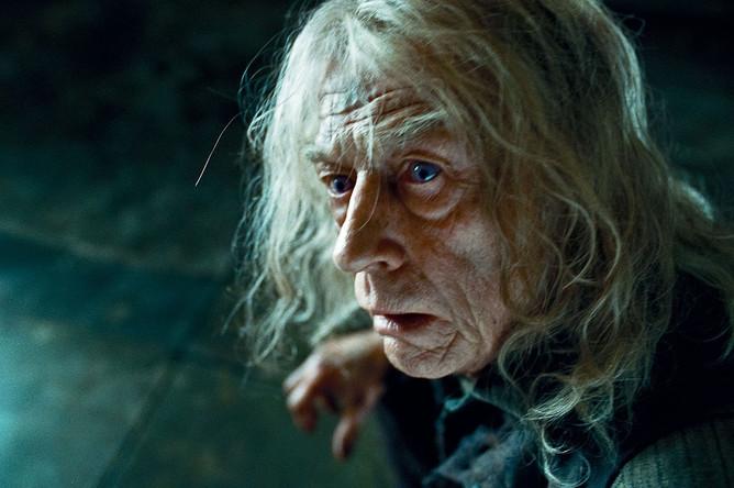 «Гарри Поттер и Дары Смерти. Часть I» (2010)