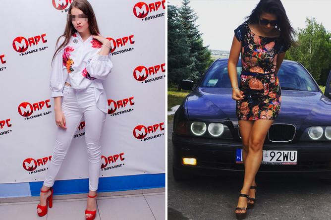 16-летняя София Магерко и 24-летняя Даша Медведева
