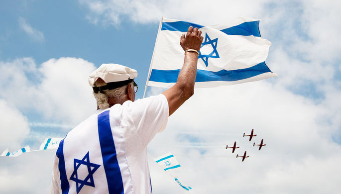 В МИД Израиля взорвалась граната