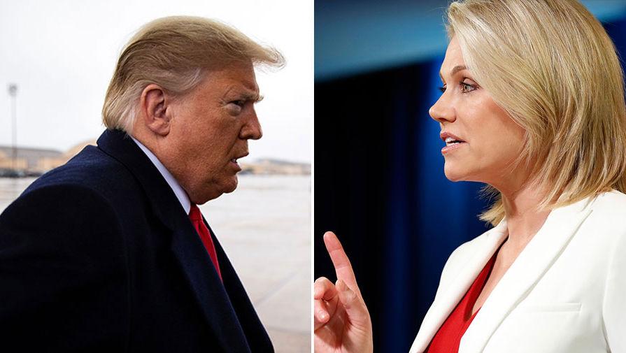 Fox News: Трамп объявит о назначении Науэрт постпредом в ООН 7 декабря