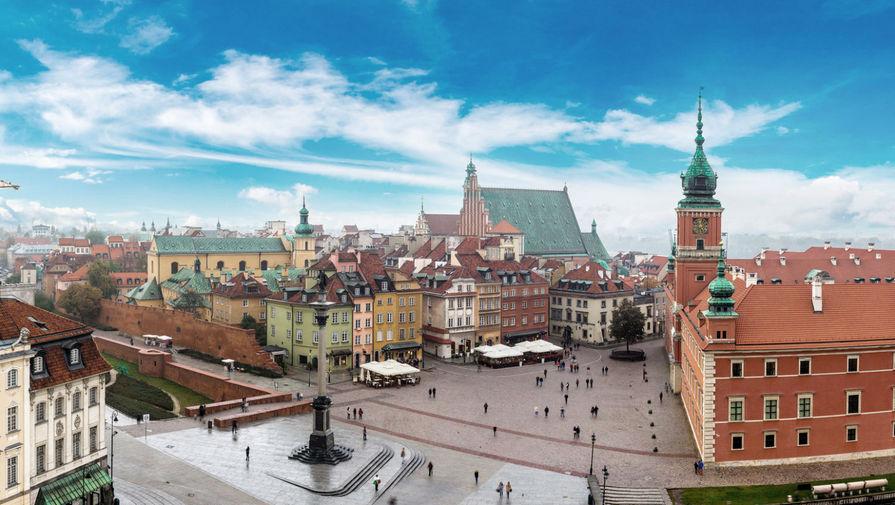 Полиция Польши предотвратила взрыв в Варшаве