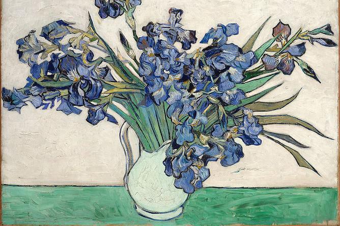 Винсент Ван Гог в музее «Метрополитен»