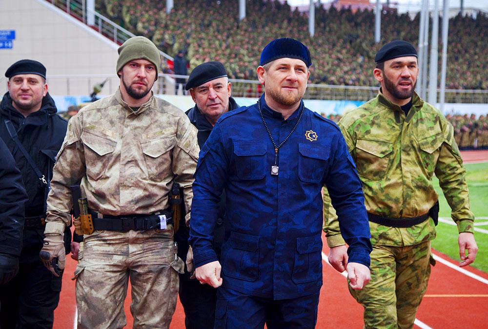 156 лет назад Чечня вошла в состав Российской империи - Газета.Ru