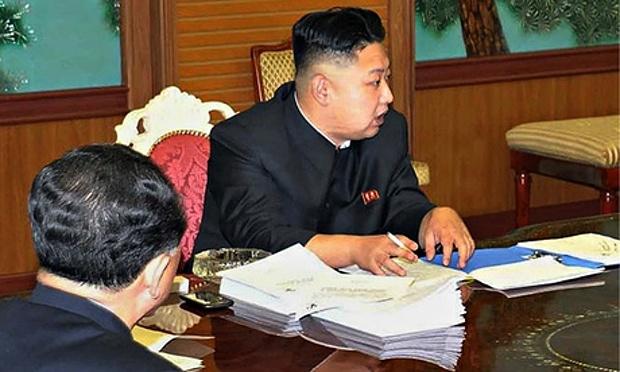 Ким Чен Ын выбирает HTC