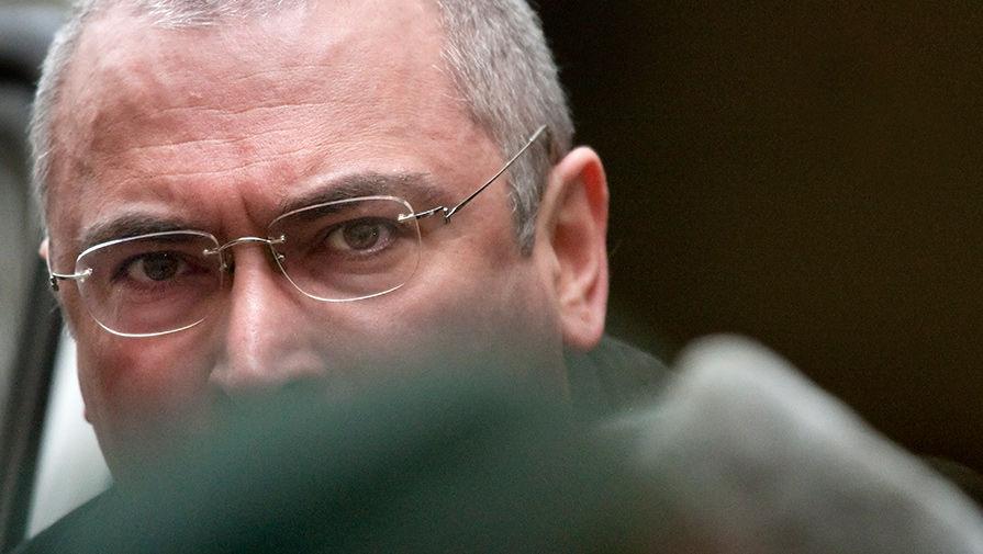 Визг из-за океана. Обиженный выборами Ходорковский призывает Россиян к революции